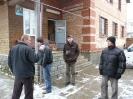 Александр Захаров и Григорий Якименков в ребцентре п. Румянцево