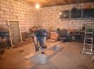 Стройка нового дома в ребцентре д. Никулино