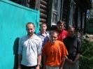 Дмитрий Гусев и братья в ребцентре в г. Кимры